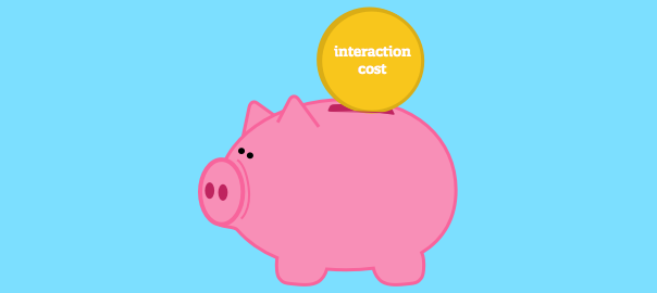 interactionCost