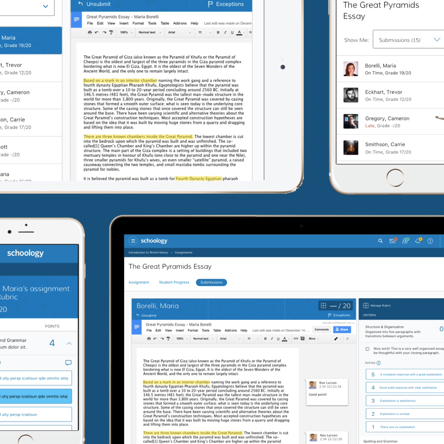 Protected: Schoology – Assignment Integration